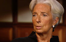 IMF chief: European crisis, fiscal cliff slowing world economy