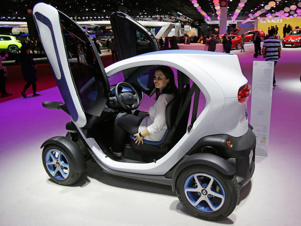 25 coolest cars at the Paris Auto Show