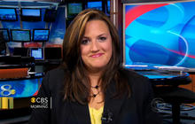 TV news anchor fights back on issue of weight