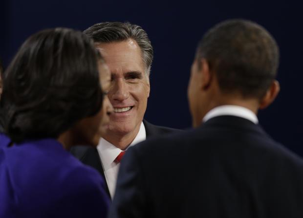 Obama, Romney face off in Colo.