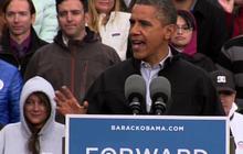 "Obama: I didn't debate ""the real Mitt Romney"""