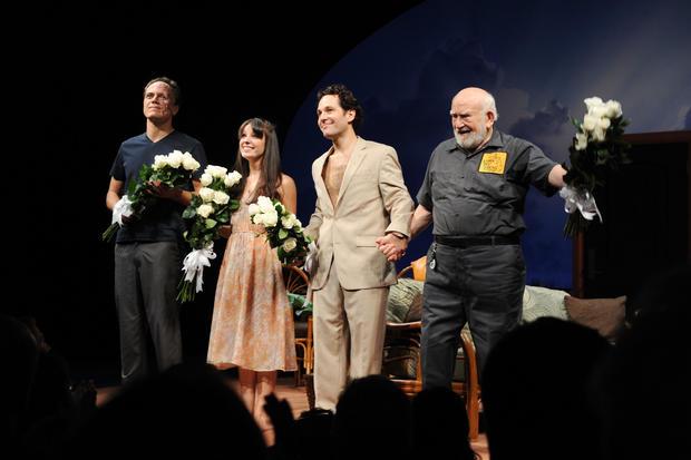 """""""Grace"""" opens on Broadway"""