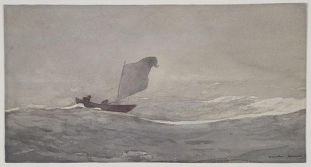 The art of Winslow Homer