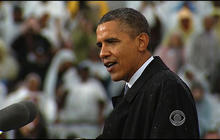 Obama touts new unemployment figures