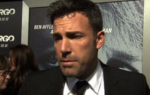 "Ben Affleck on directing new thriller, ""Argo"""