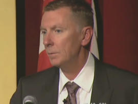 Los Angeles Unified School District Superintendent John Deasy discusses the effects November ballot initiatives would have on schools.