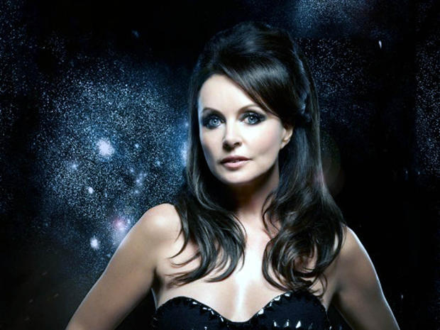 Sarah Brightman: Space tourist?