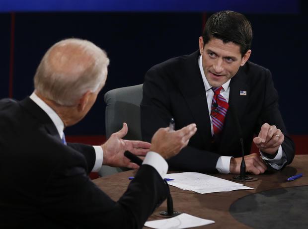 Biden, Ryan face off in VP debate