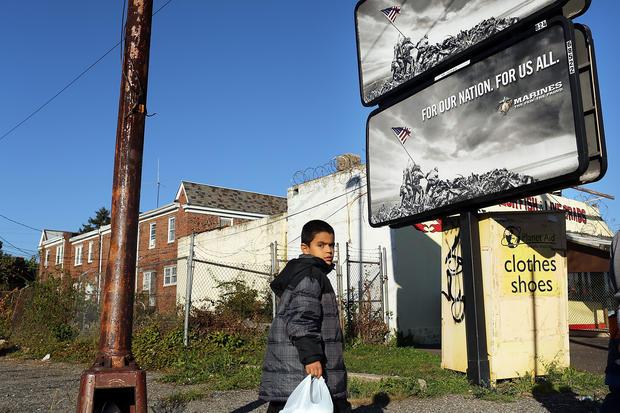 Poorest city in America