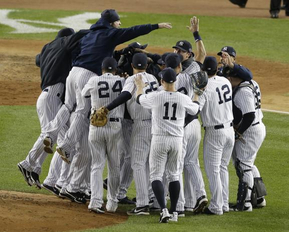 2012 MLB Playoffs