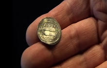 Buried Viking treasure found in Denmark
