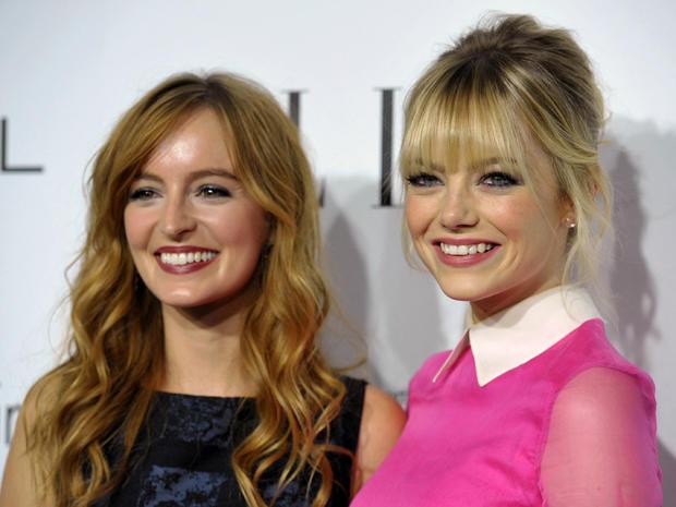 Elle's Women in Hollywood 2012