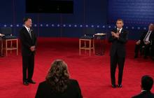 "Obama: Eliminating ""Big Bird"" one of Romney's only specifics"