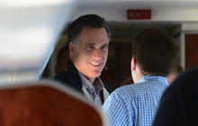 Romney gaining support among women