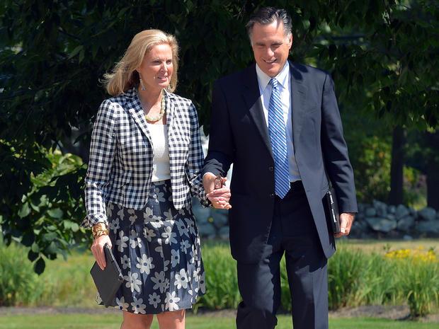 Ann Romney's style
