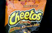 Calif. school officials heated over Flamin' Hot Cheetos