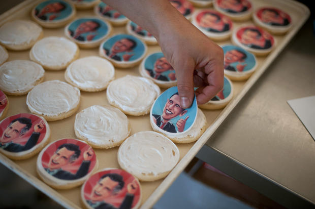 Obama vs. Romney: Who wins the cookie vote?