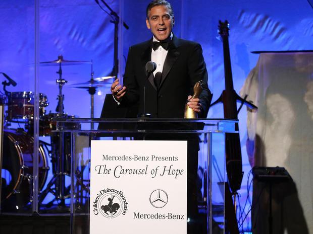 Carousel Of Hope Ball 2012