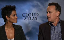 """Cloud Atlas"" stars on playing multiple roles"
