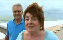 Fla. residents brace for hurricane Sandy