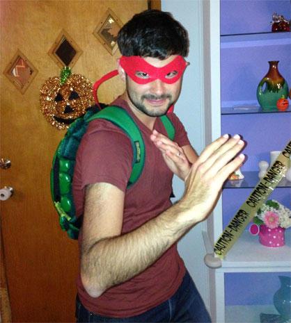Nerdy Halloween costumes