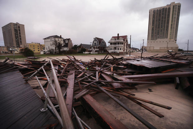 Superstorm's most dramatic images