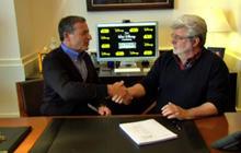 George Lucas, Disney CEO discuss Lucasfilm sale