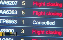Superstorm Sandy causes travel nightmares