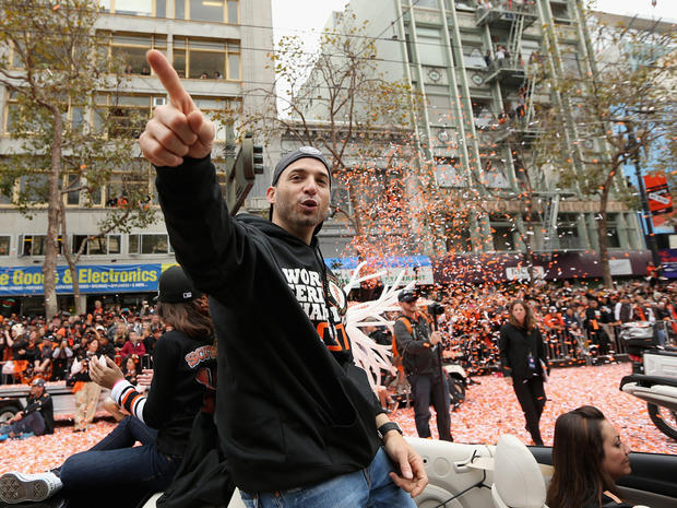 San Francisco Giants World Series victory parade