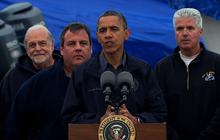 Obama, Christie on Hurricane Sandy recovery: We will not quit