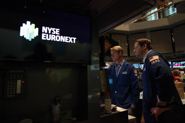 NY Stock Exchange re-opens after superstorm