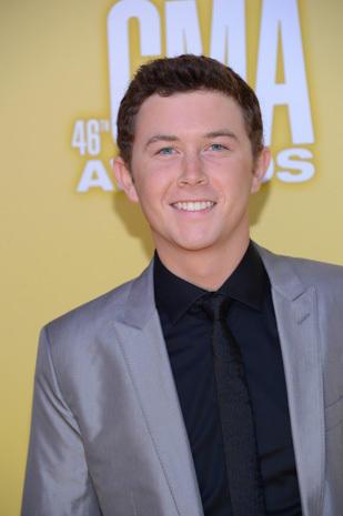 CMA Awards 2012: Red carpet