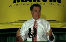 "Romney mocks Obama's ""department of business"" idea"