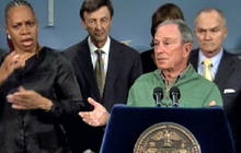 Bloomberg responds to calls to cancel NYC Marathon