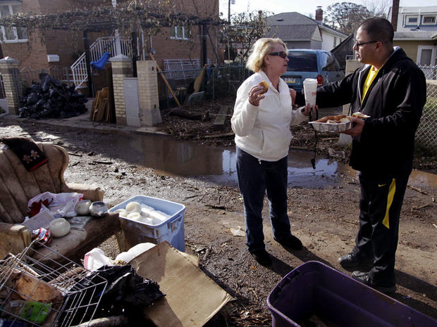 Sandy's devastation on Staten Island