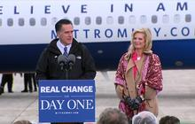 "Romney: Vote for ""love of country,"" not revenge"