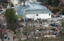 Superstorm Sandy by the numbers