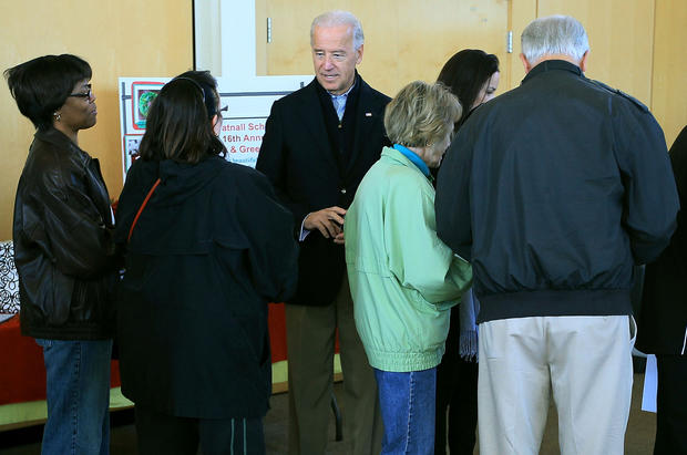 Candidates head to the polls to vote
