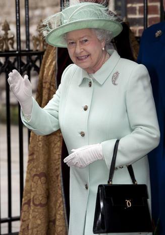 Jubilee window for the queen