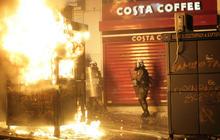 Riots erupt in Greece