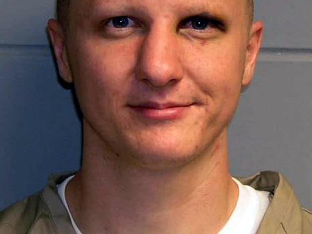 2011年2月22日美国法警局提供的照片中可以看到Jared Lee Loughner。
