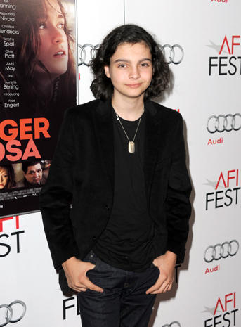 """""""Ginger and Rosa"""" screens at AFI Fest"""