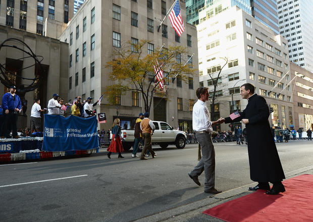 Veteran's Day parade held in NY