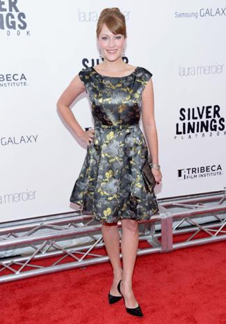 """Silver Linings Playbook"" premieres in New York"
