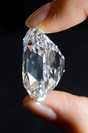 76-carat diamond nets a record $21.5M