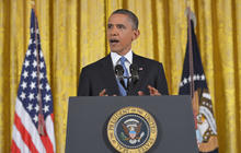 Obama: No evidence Petraeus scandal hurt national security
