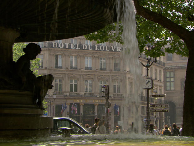 Travels through Paris with historian David McCullough