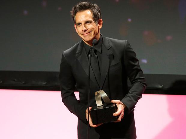 Ben Stiller honored at American Cinematheque gala