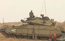 New violence in Israeli-Gaza border clash