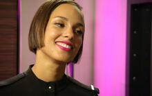 Alicia Keys' son helps out on new album